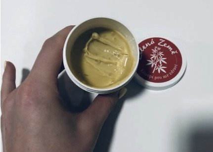 Hemp Ointment With Chili Cannadorra